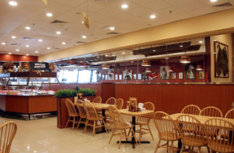 WELL MAINTAINED RUNNING FINE DINE RESTAURANT & CAFE AT AL AIN