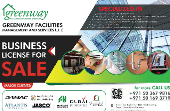 Facilities Management and Services Business for sale