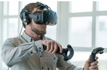 Virtual Reality Business Opportunity in the UAE