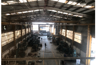 Ship Repair & Fabrication yard