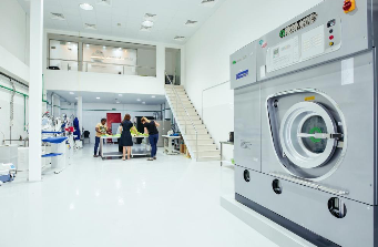 Running Laundry and Dry Cleaner for Sale
