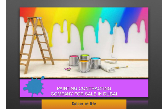 Profitable Painting Contracting Company For Sale