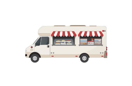 Food Truck Business for Sale in Abu Dhabi