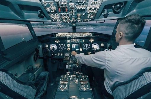 Boeing 737 Flight Simulator Business for Sale in Dubai