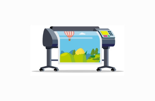 Large Scale Printing Advertising company for sale
