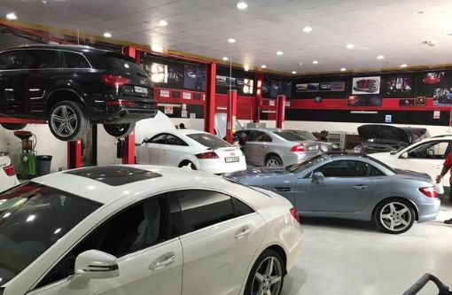 Profitable Car Service Centre for Sale in Al Quoz