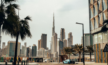 Property Sales in Dubai touched a 4-year High, Sales up 324% YoY...