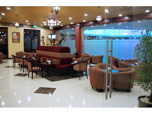 RUNNING FINE DINE CAFE WITH SHISHA LICENSE FOR SALE- AL AIN