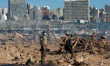 The Beirut Blast and its Recovery & Reconstruction dominate news in the Middle East…