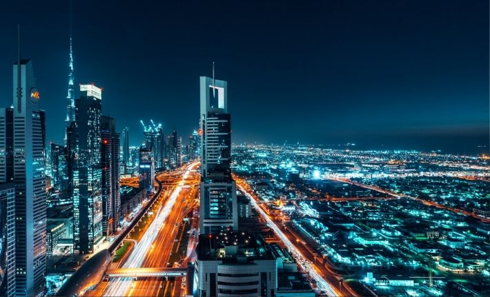 The number of new Investors in Dubai accelerated by 86%…