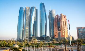 The UAE agrees to Establish and Pursue Diplomatic Relations with Israel...