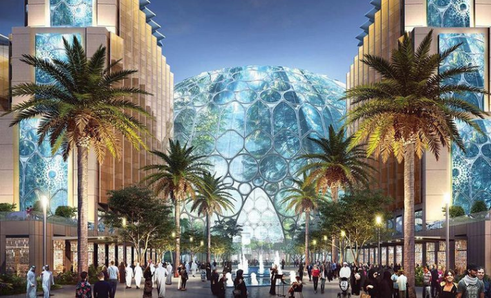 The World's Greatest Show - Dubai Welcomes in EXPO 2020...